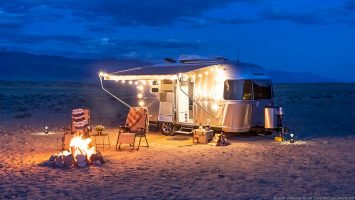 Win an Airstream Caravel and Ram 1500 Plus $20,00 With Omaze