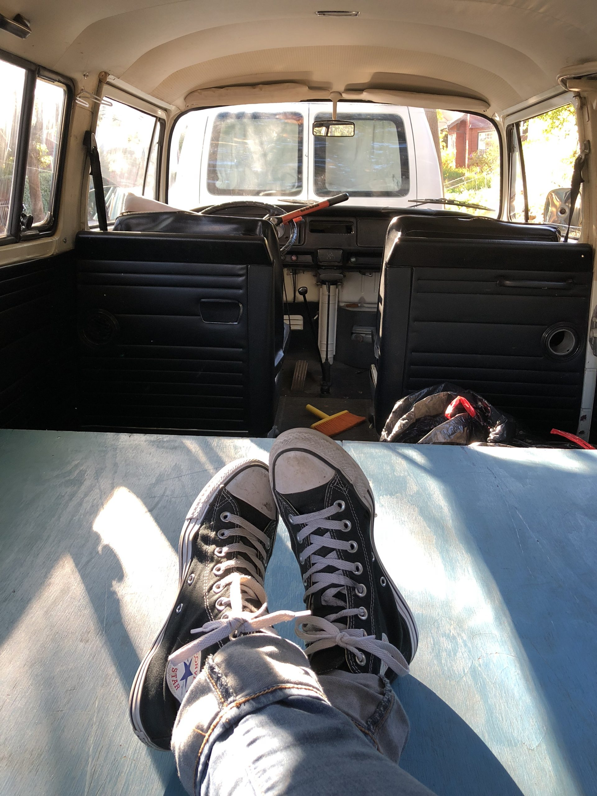 Vanlife Advice from Someone Who Has Been Living This Way For A Very Long Time