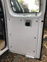 Building Out The Ford: Door Panels