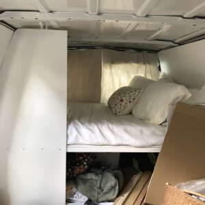 Kimberly Kradel :: Vanlife Bed